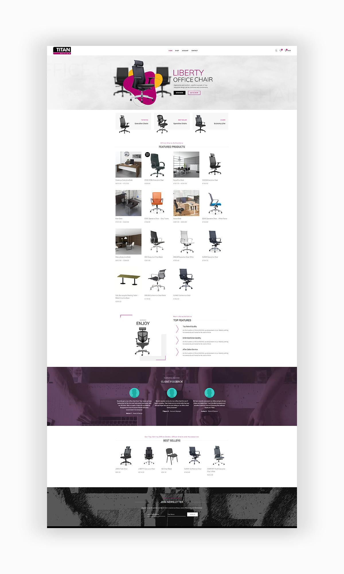 Titan Office Furniture